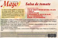 receta salsa de tomate